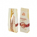 printing kraft paper bread pouch