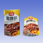 Curry powder packaging bag