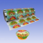 easy peel film for Jelly cup